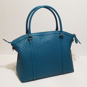 Gucci GG Guccissima Print  100% Authentic Bag